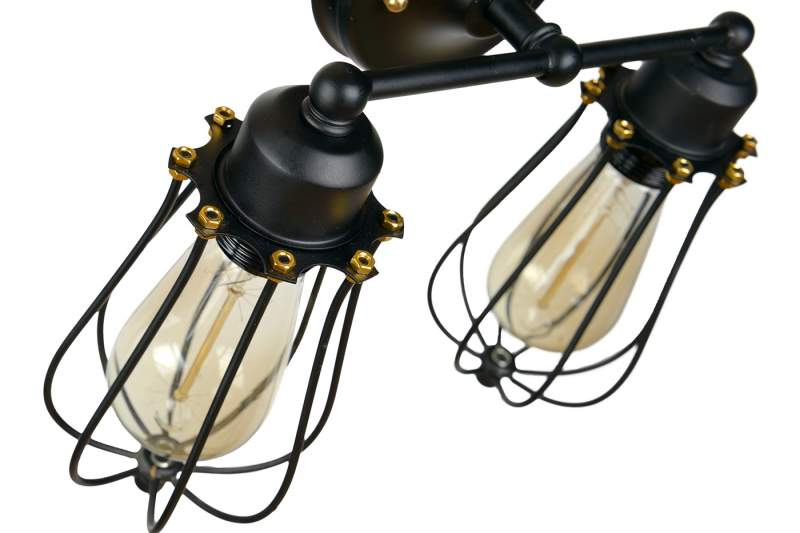 Kinkiet Lampa Ścienna ECTOLLIC 2