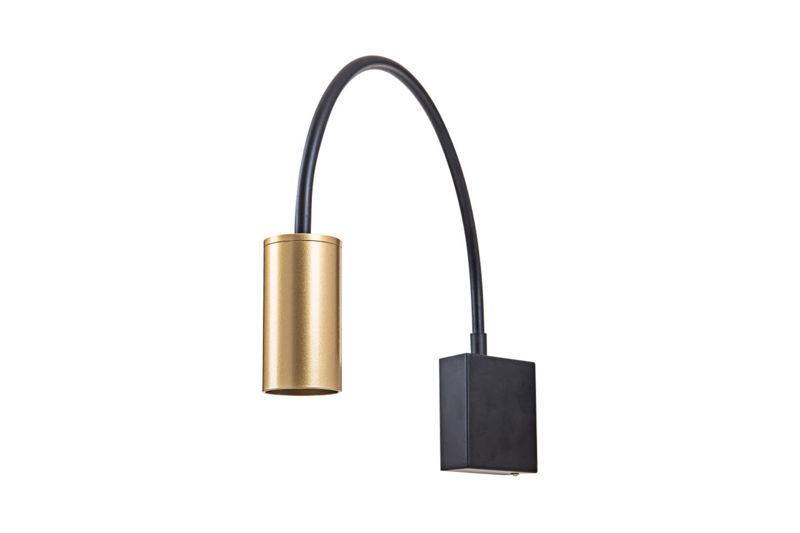 Kinkiet Lampa Ścienna NIGRIN  1 Model A