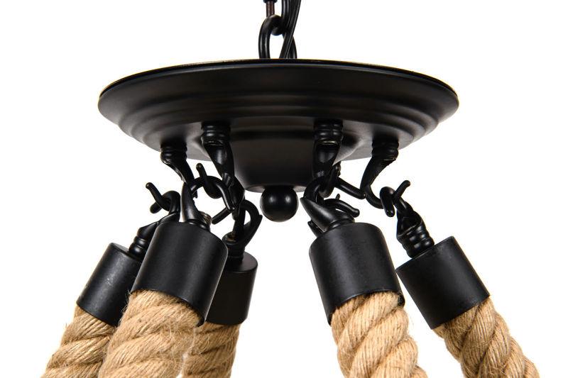 Lampa Wisząca Z Abażurami - HAMM