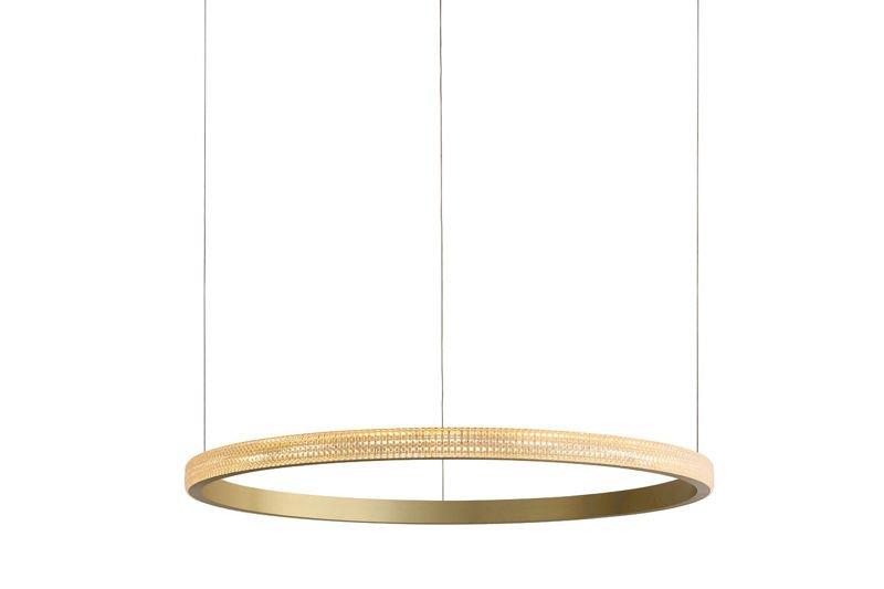 Pendant Lamp Ring Circle LED - TARS 600 MODEL B