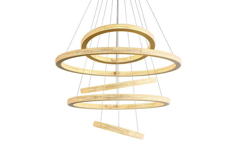 Pendant Lamp Rings Circles LED - TARS 5 MODEL B