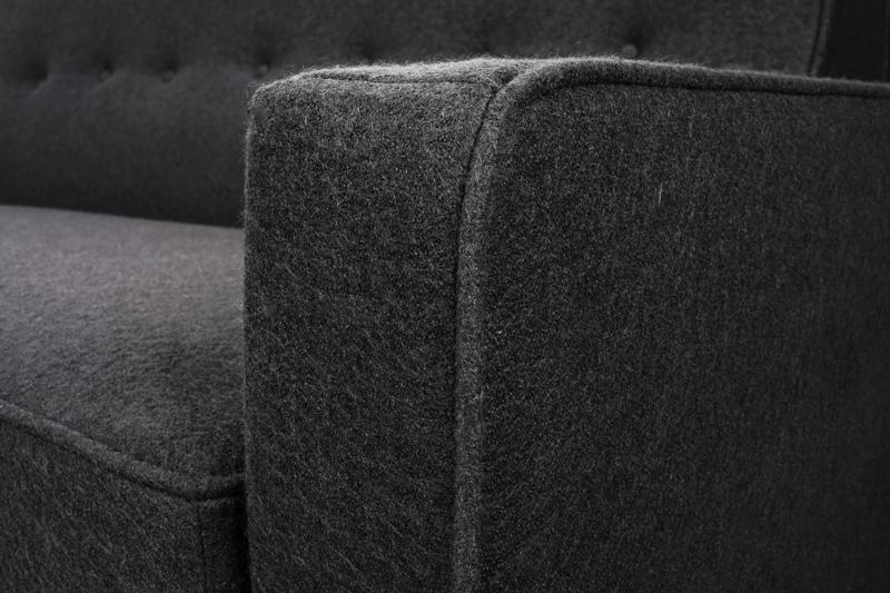 Sofa HITRUN 2 Osobowa Wełna