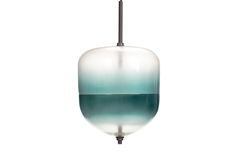 Lampa MANSET 250 Niebieska