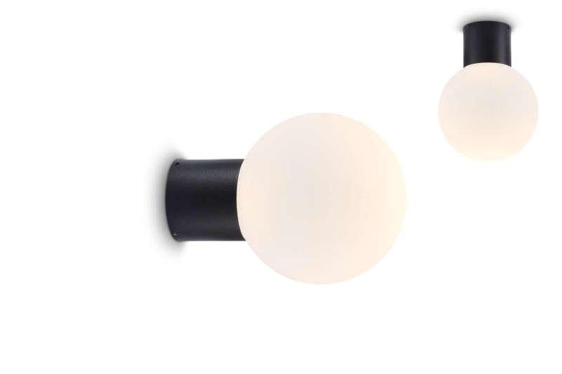 Lampa Ogrodowa Zewnętrzna Kinkiet Sufitowa ARLES