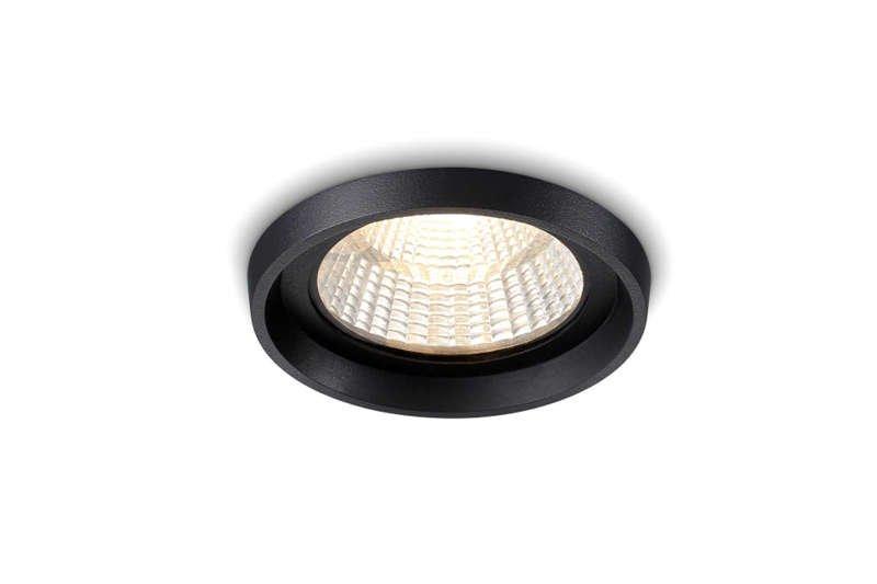 Lampa Ogrodowa Zewnętrzna Sufitowa Wpuszczana KIROS 12W