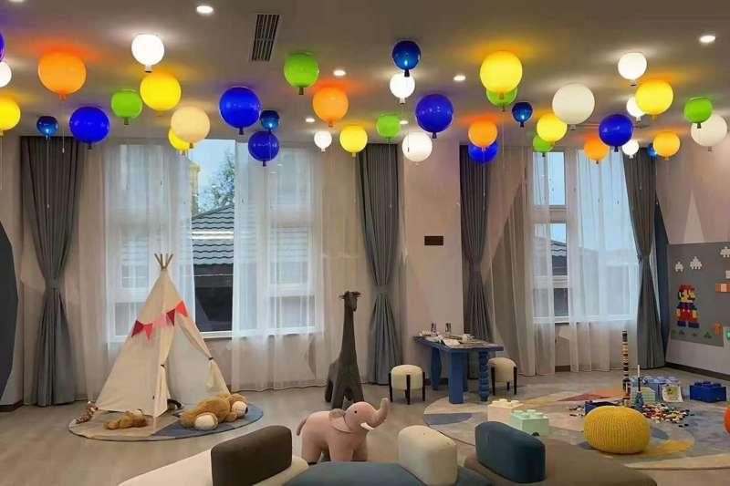 Lampa Sufitowa BALON 250 Dla Dzieci