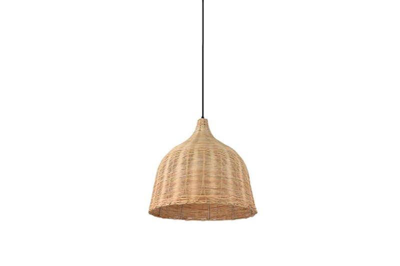Lampa Wisząca HEGRA 350 - BAMBUS
