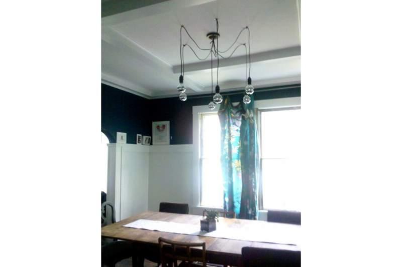Lampa Wisząca Pająk - XEROBYSS 6