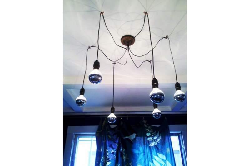 Lampa Wisząca XEROBYSS SPIDER 6