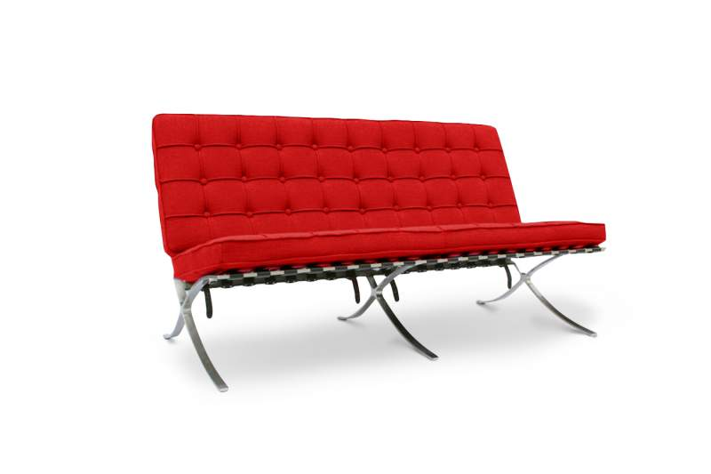 Sofa EMPERIO 2 Osobowa Wełna